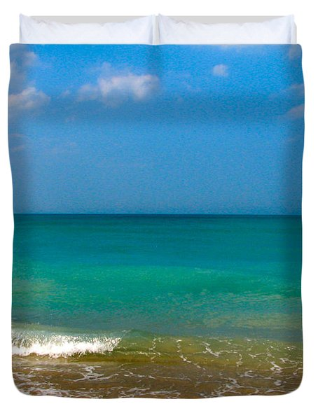 Eastern Shore 2 Duvet Cover by Anita Lewis