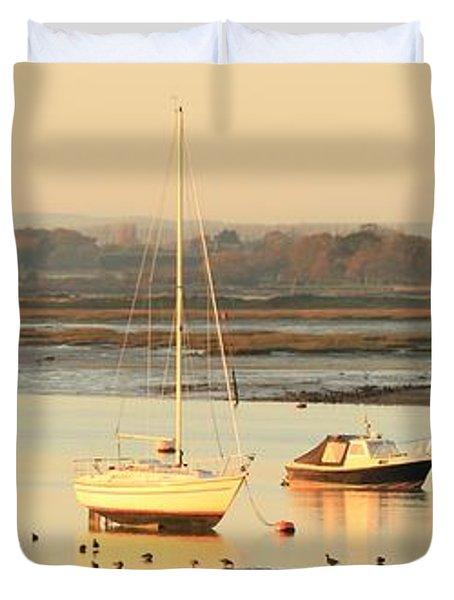 Ebbtide Emsworth Duvet Cover