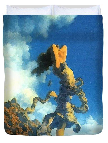 Ecstasy Duvet Cover