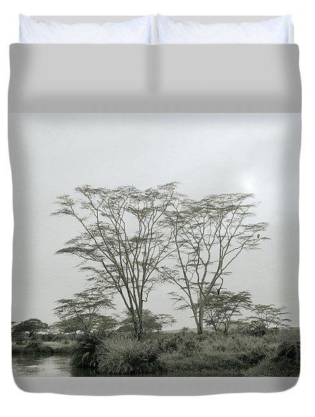 Eden Duvet Cover by Shaun Higson