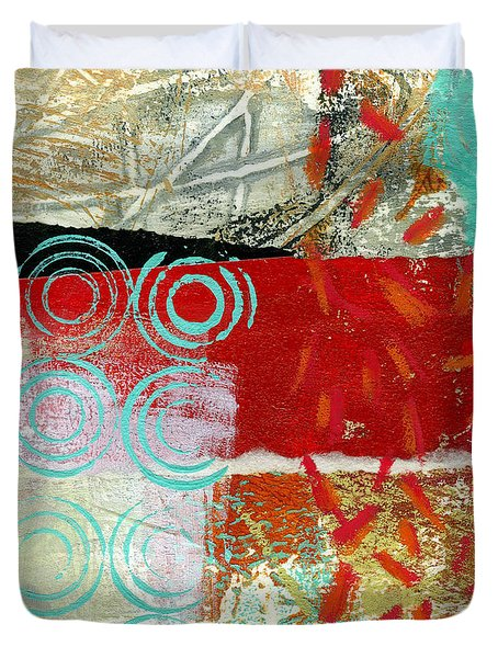 Edge 50 Duvet Cover by Jane Davies