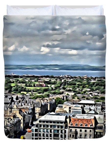 Edinburgh Duvet Cover