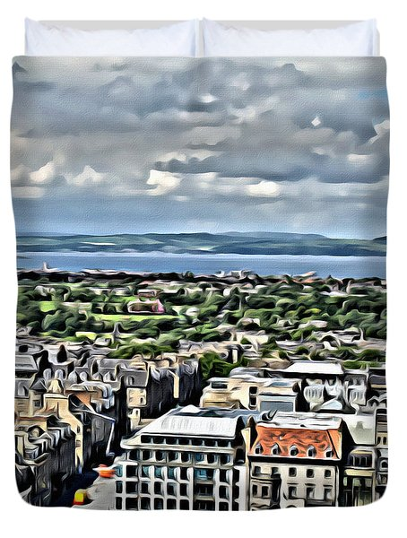 Edinburgh Duvet Cover