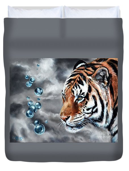 Effervescent Duvet Cover