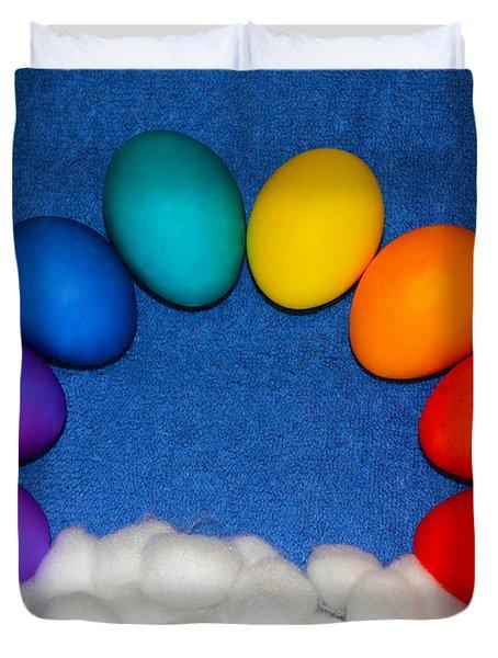 Eggbow Duvet Cover