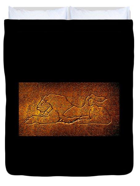 Egyptian Air Duvet Cover