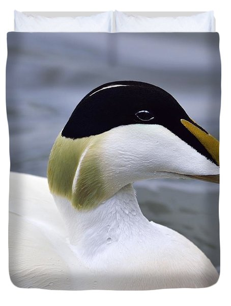 Eider Up Duvet Cover by Tony Beck