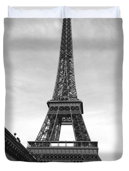 Eiffel Classic Duvet Cover