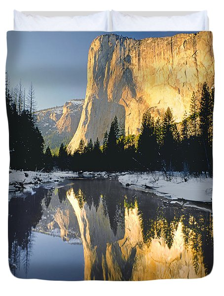 2m6542-el Cap Reflect Duvet Cover