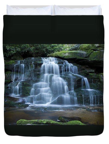 Elakala Falls Number 2 Duvet Cover