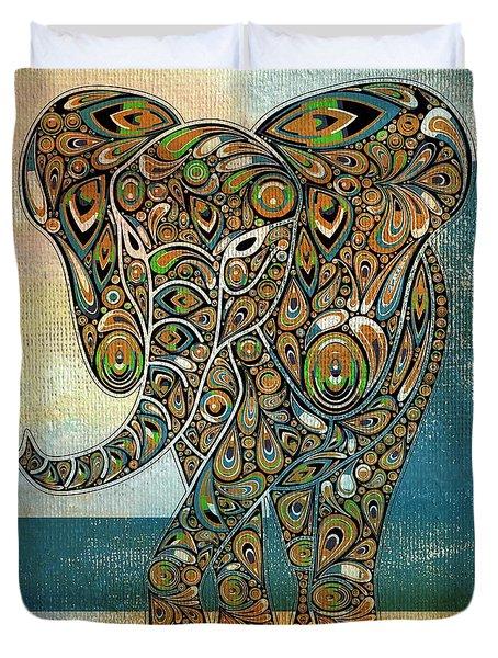 Elefantos - 01ac03at03b Duvet Cover
