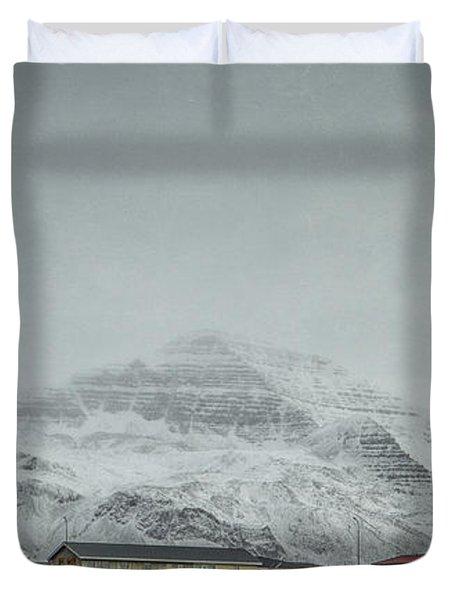 Elevation Duvet Cover