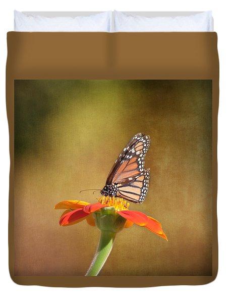 Embracing Nature Duvet Cover by Kim Hojnacki