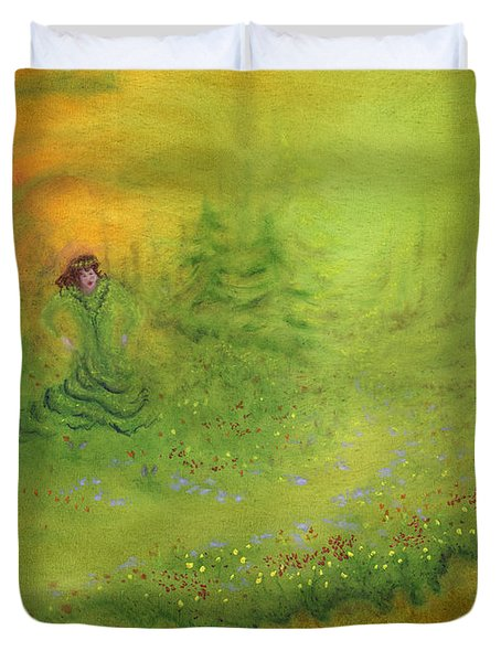 Emerence Duvet Cover