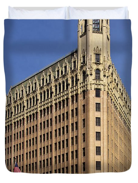 Emily Morgan Hotel Duvet Cover