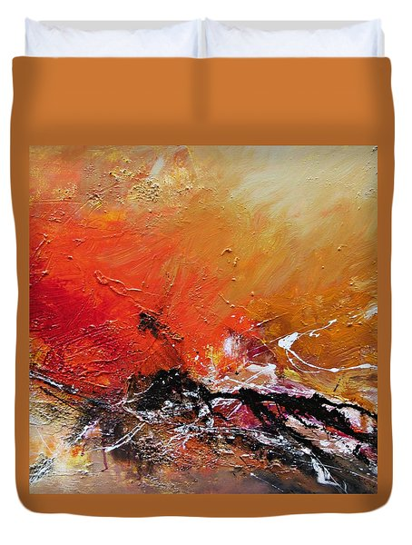 Emotion 2 Duvet Cover