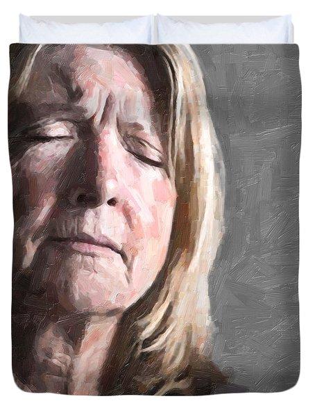 Empathy Duvet Cover