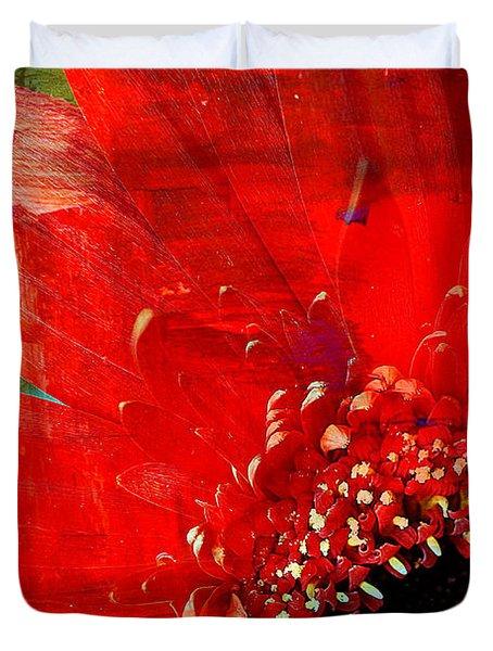 Empowerment Duvet Cover by Leanna Lomanski