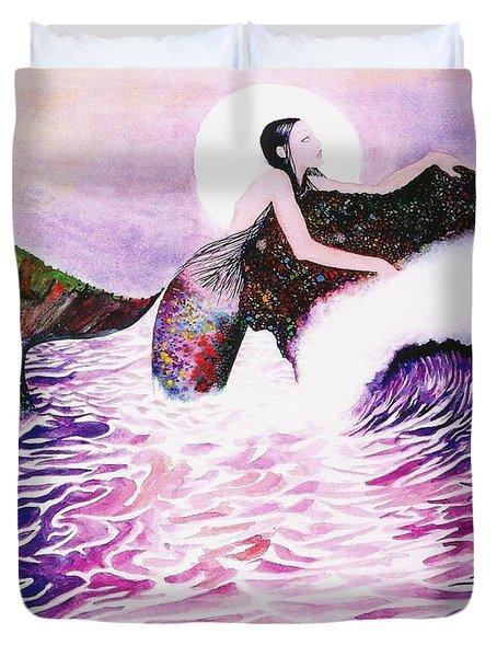 Empress Of The Sea Duvet Cover