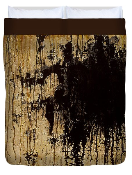 Emptiness Duvet Cover by Marlon Huynh