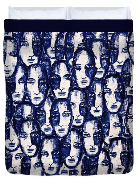 Empyreal Souls No. 11 Duvet Cover