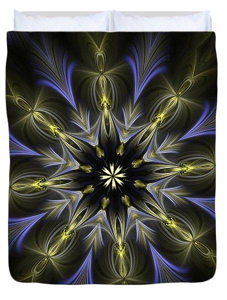 Enamored Mandala Duvet Cover