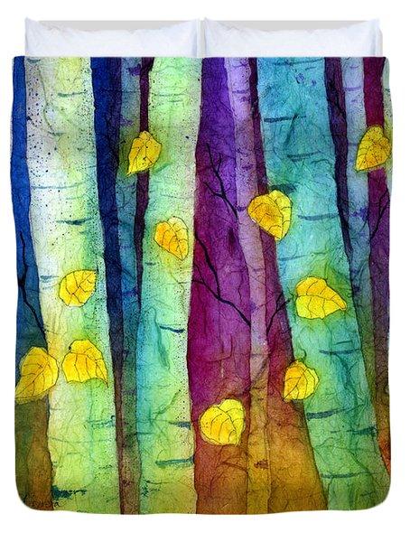 Enchanted Forest Duvet Cover