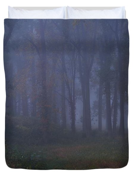 Enchanted Forest Two Duvet Cover