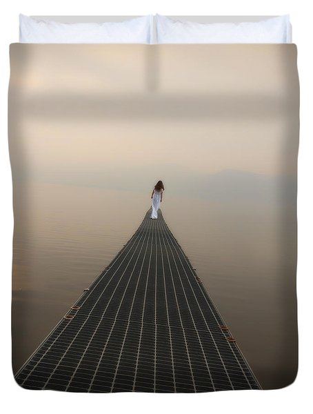 Endlessly Duvet Cover by Joana Kruse