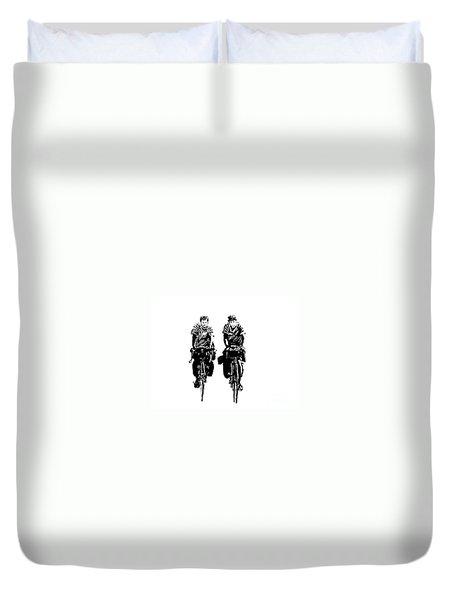 Endurance Duvet Cover