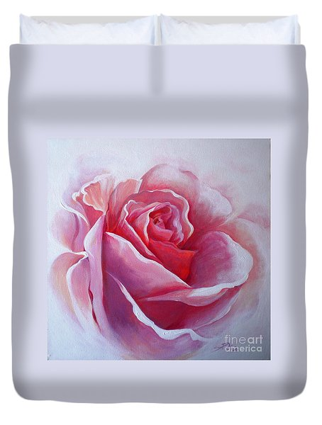 English Rose Duvet Cover
