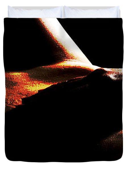 Enigma Duvet Cover by Joe Kozlowski