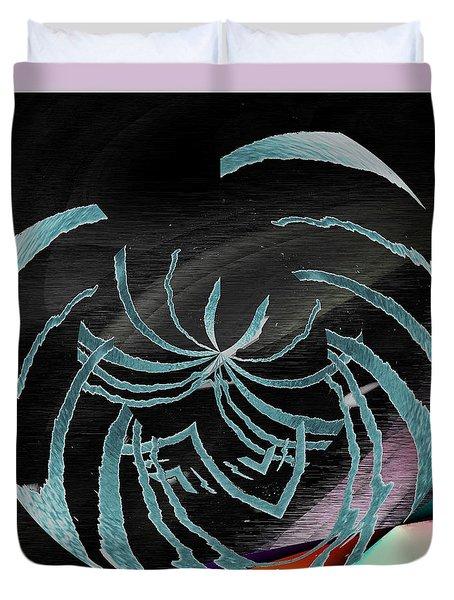Enveloped 9 Duvet Cover by Tim Allen