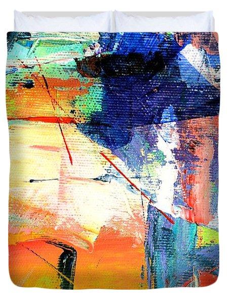 Epiphany Duvet Cover by Ana Maria Edulescu