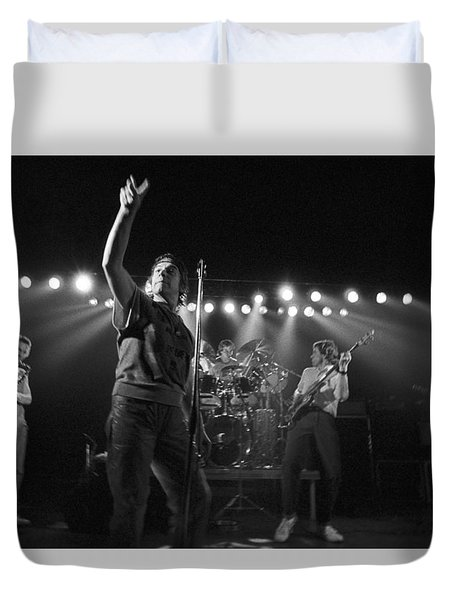 Eric Burdon Duvet Cover