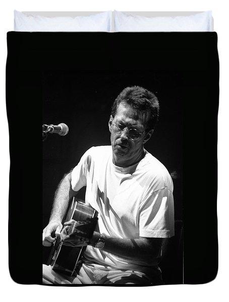Eric Clapton 003 Duvet Cover