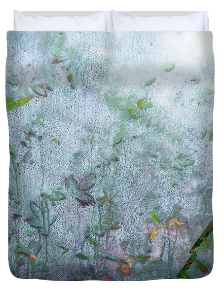 Escape Duvet Cover by Brian Boyle