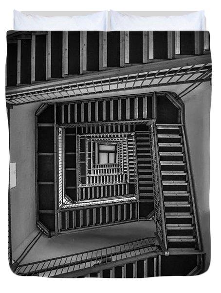 Escher Duvet Cover