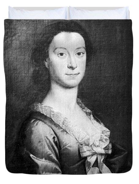 Esther Vanhomrigh (1690-1723) Duvet Cover