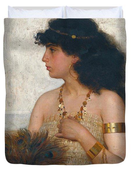 Esther Duvet Cover