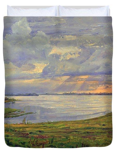 Estuary Polovinka Duvet Cover