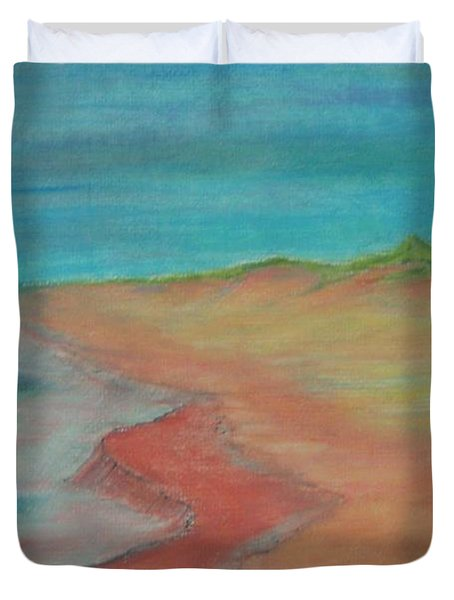 Eternal Tide Duvet Cover