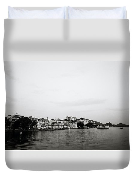 Ethereal Udaipur Duvet Cover