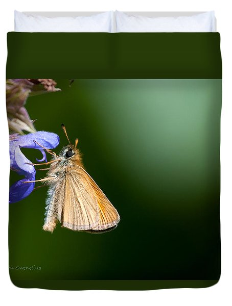 European Skipper Duvet Cover by Torbjorn Swenelius