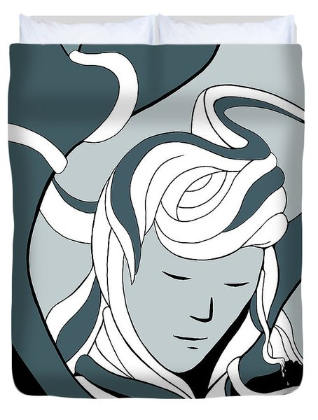 Eve Duvet Cover