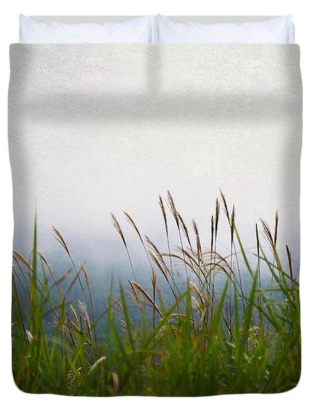 Evening Mist Duvet Cover