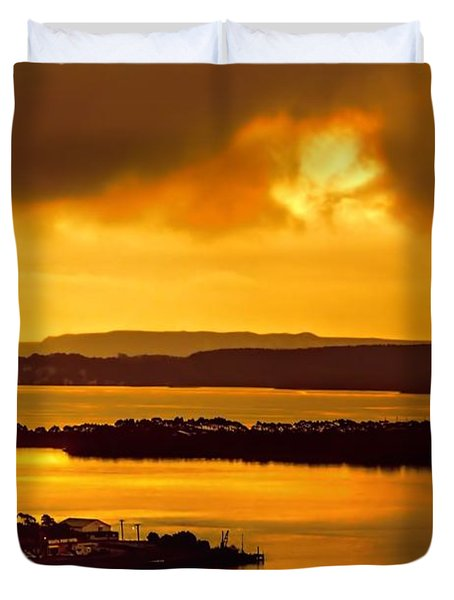 Evensong Duvet Cover by Wallaroo Images