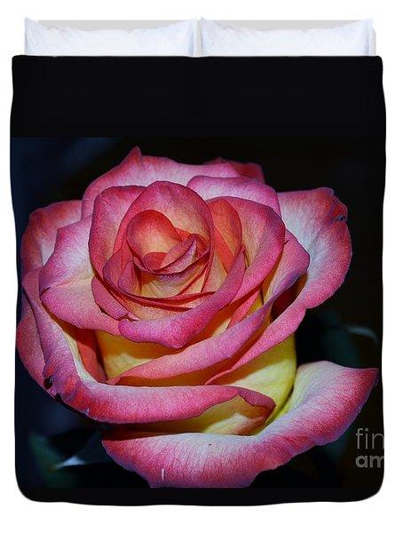 Event Rose Too Duvet Cover