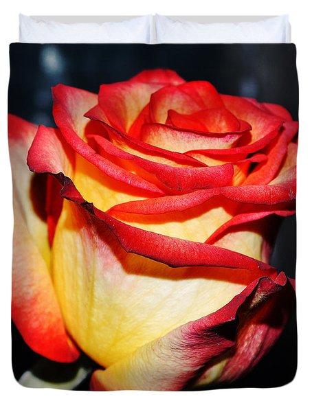 Event Rose 3 Duvet Cover