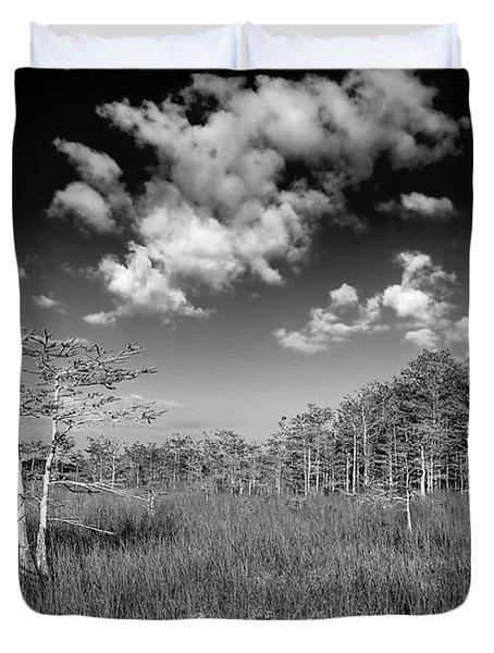 Everglades 9574bw Duvet Cover